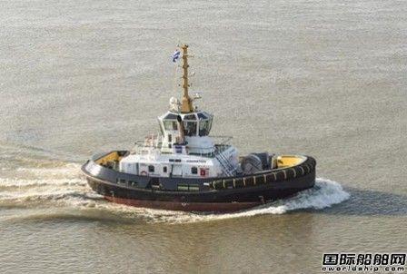 达门推出创新RSD2513港口拖轮