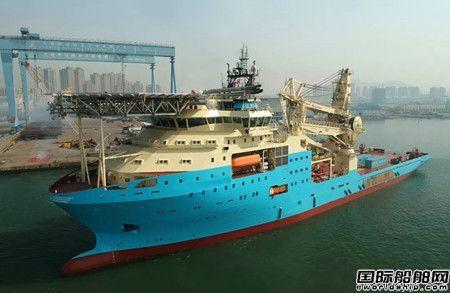 这家船厂厉害!4艘世界最先进大型深水海工船全部交付