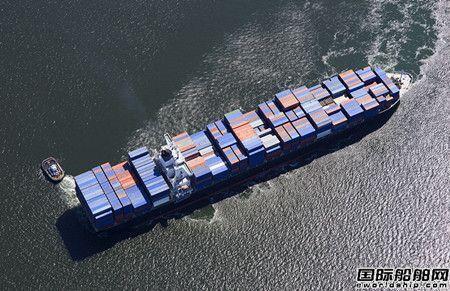 """马士基开始""""偷偷""""测试无人集装箱船"""