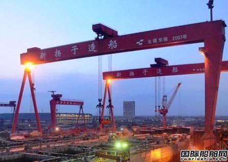 仅剩112家!中国活跃船厂数量降至15年来最低