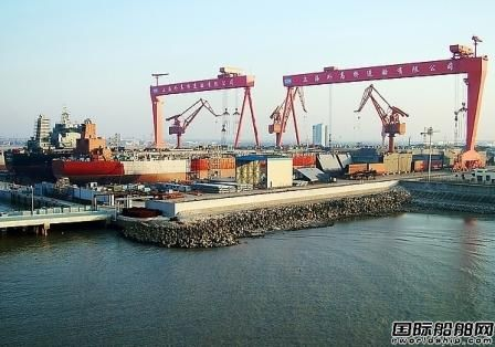 低船价吸引?韩国船东将在外高桥造船下单