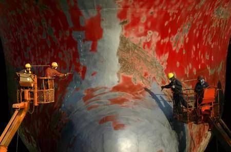 中国修船业谋求迈上高质量发展轨道