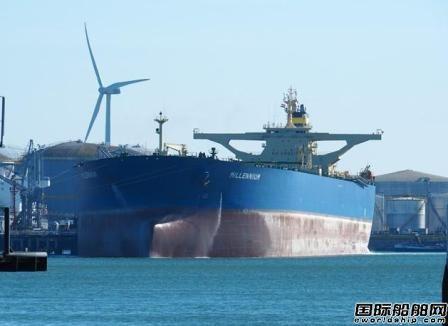 TEN出售旗下船龄最老的VLCC