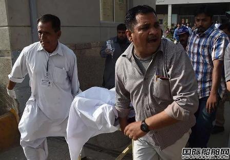 杀害中远海运巴基斯坦高管凶手落网
