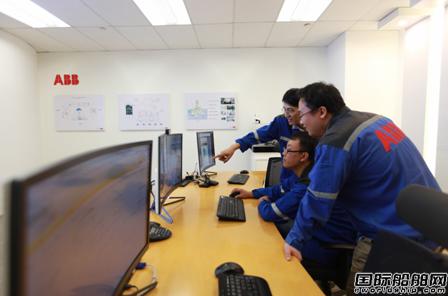 ABB在阿联酋拓展变频器远程服务中心全球网络