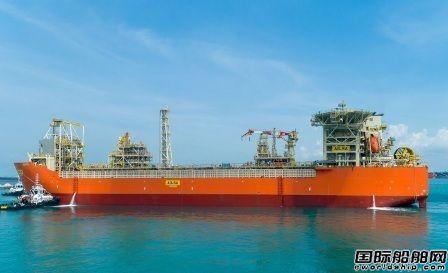 胜科海事建造全球首艘船体寿命40年的FSO
