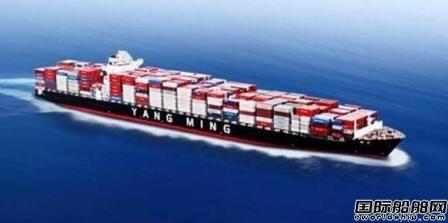 14艘万箱船大单!这两家船厂瓜分了