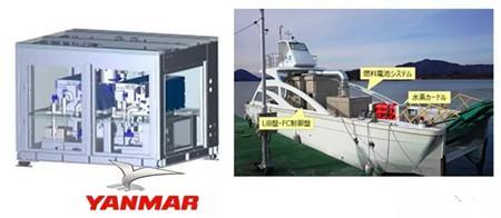 巴拉德燃料电池通过船舶测试