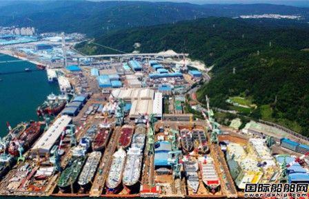 现代尾浦造船获7艘MR型成品油船订单