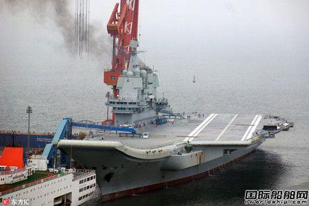 胡问鸣:中国航母建造能力跻身世界前列