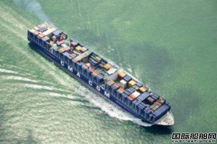 Seaspan再接收一艘扬子江船业建造万箱船