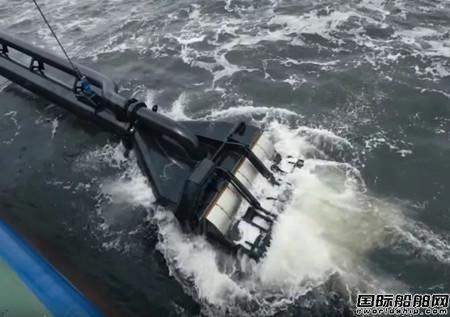 Ingeteam公司开发新耙吸船自动化系统