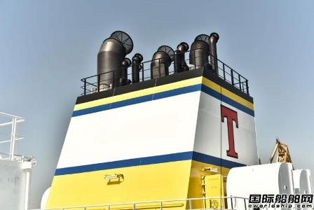 TEN在大韩造船订造2艘LR2型油船