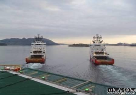 罗罗和SiemOffshore签5年海工船维护协议