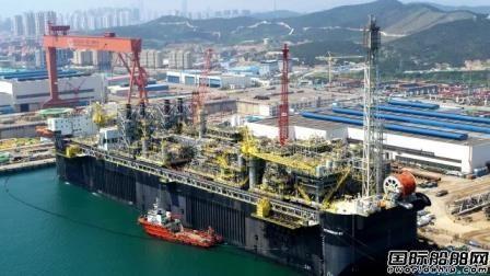 海油工程交付全球最大FPSO