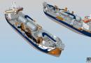 吉宝新满利获2艘LNG动力挖泥船订单