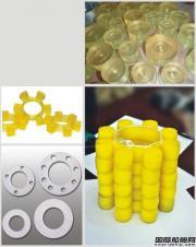 橡胶联轴器橡胶六角弹性块八角缓冲垫