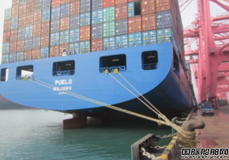 Diana Containerships再售一艘集装箱船