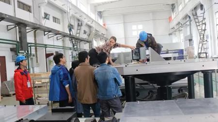 USCG认证压载水处理系统环境试验落户中国