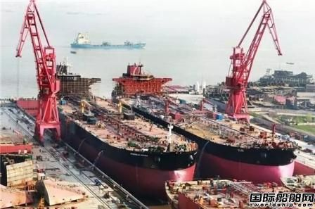 中日韩三国造船业矛盾激化
