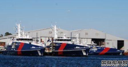 全球最大高速船制造商Austal欲投资扩大产能