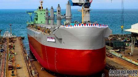 比中国高20%!日本船企散货船缺乏竞争力