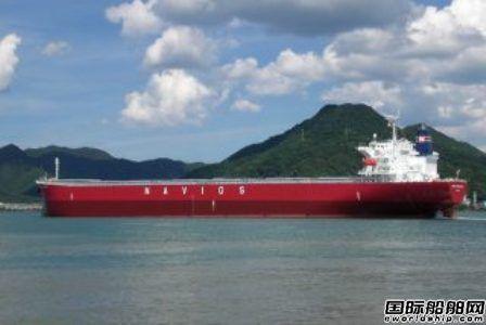 Navios Partners接收一艘巴拿马型散货船