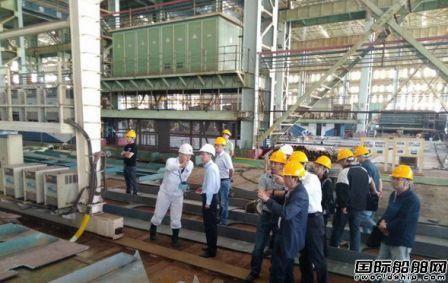 """舟山将在修造船企推广应用""""常石工作法"""""""