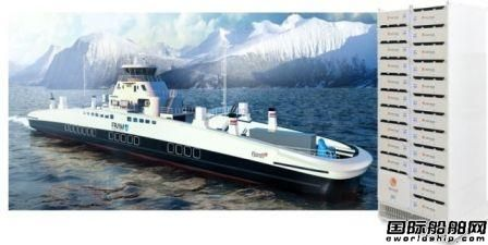 Corvus获5艘电力渡船能源存储系统合同
