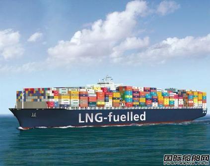韩国正式开启LNG动力船时代