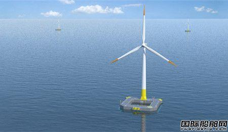 欧洲船企联手开发海上浮式变电站
