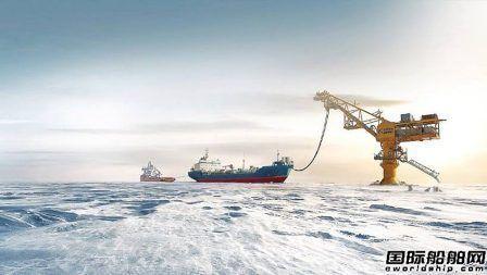 Gazprom Neft欲建俄首艘LNG燃料加注驳船