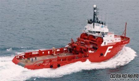 Solstad Farstad出售2艘三用工作船