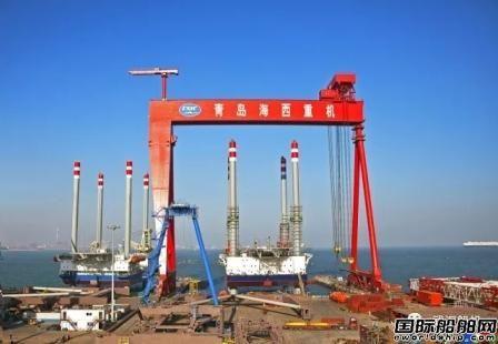 海西重机接获北船重工500吨龙门吊项目