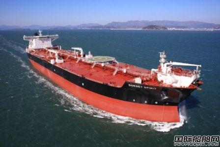 三星重工获4艘穿梭油船订单