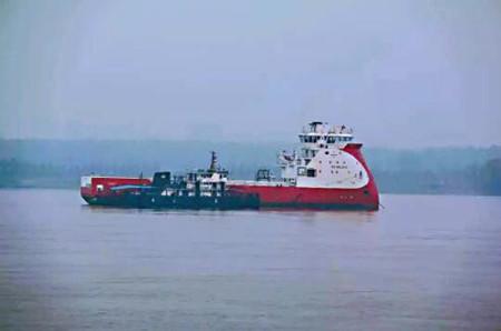 双柳武船五天实现三船离厂一船下水