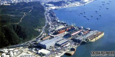 现代尾浦造船获4艘MR型成品油船订单