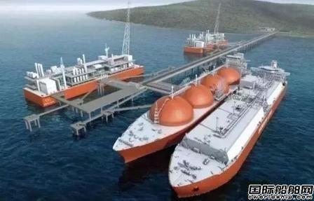 大宇造船获1艘LNG和1艘FSRU订单