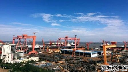 仅用5个月,外高桥造船今年任务完成已过半!