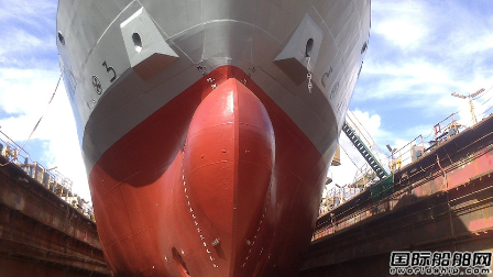 "JMU推出最新""JSeries""散货船设计"