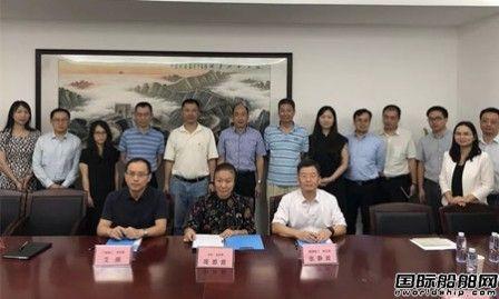 广新海工和金沃租赁、精铟海工战略合作