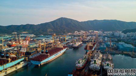 订单增长,基金押注韩国造船业今年复苏