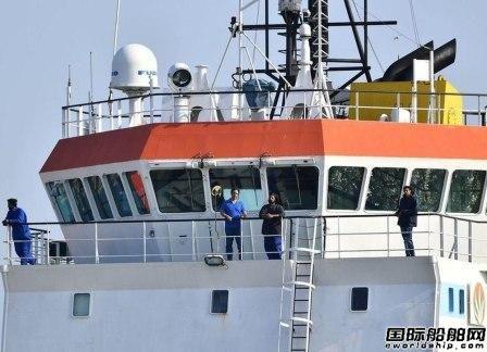 船东破产,为讨薪船员15个月不下船