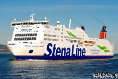 Stena Line将在船上使用AI技术