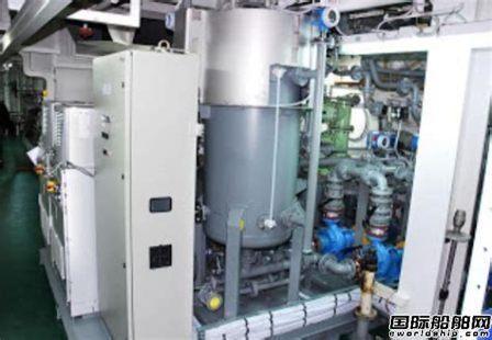 现代重工压载水系统申请USCG型式认证