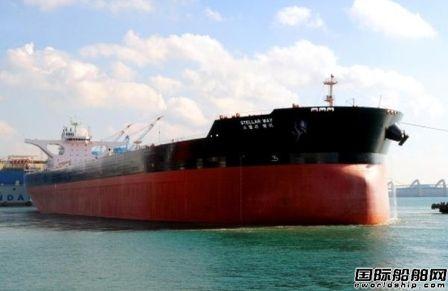 韩国船企接单量5月再次位居全球第一
