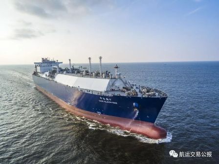 【深度】LNG海上运输的中国力量