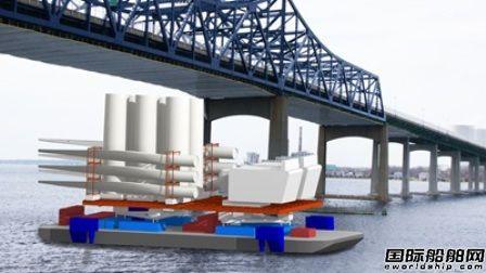 荷兰船企合作研发运动补偿风电船方案