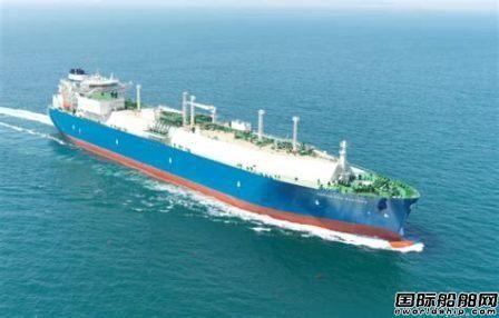 大宇造船获得Maran Gas一艘LNG船订单