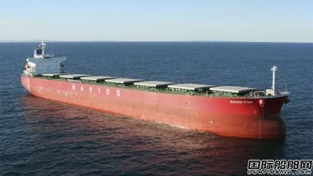 今治造船有望获2艘VLCC订单